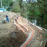 Строительство набережной 2