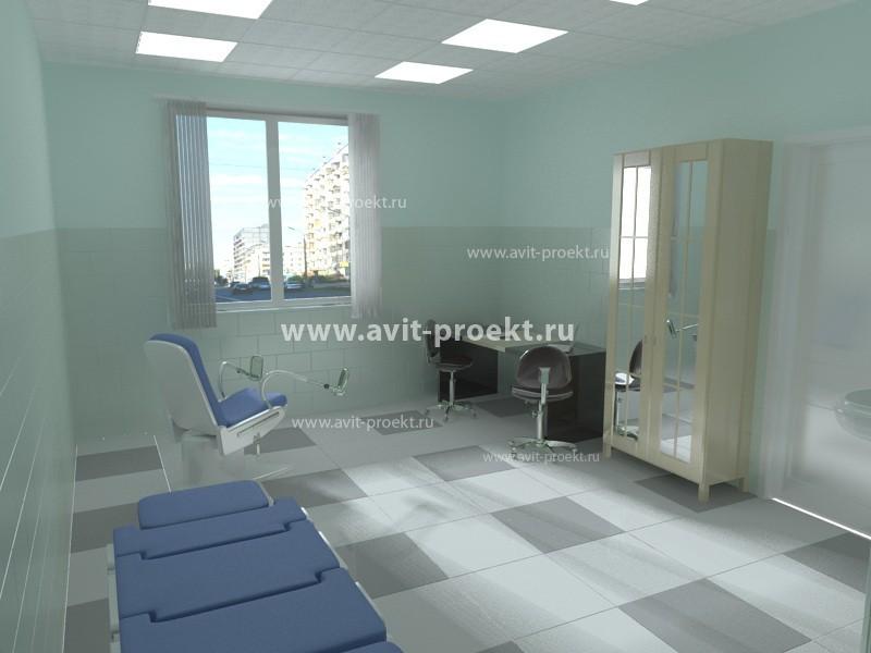 медицинская клиника в Одинцово 3